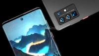 华为P50 Pro新渲染图曝光:屏占比、颜值双双提升
