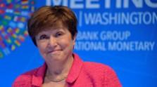 IMF新任总裁:解决贸易争端对世界经济至关重要