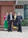 广东人家社会工作发展服务中心举行公益交流