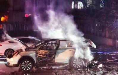 电芯存短路起火风险,威马召回1282辆电动汽车