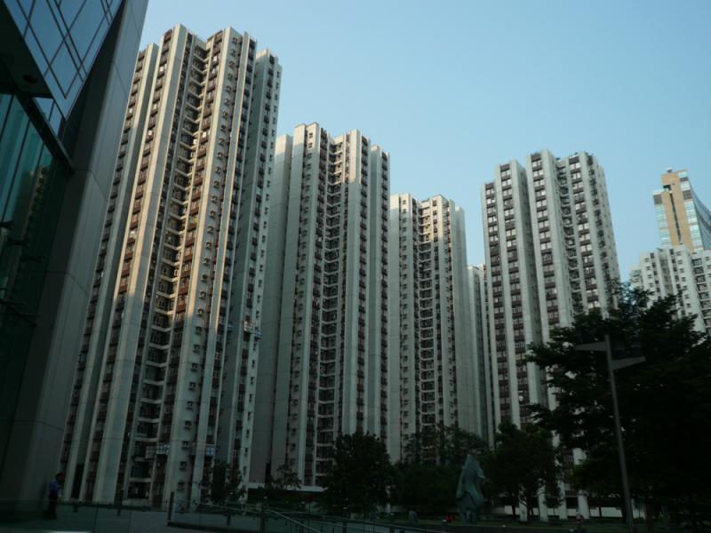 林郑:放宽楼市按揭供置业者多一个选择