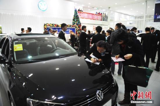 九部门:经销商等未经批准不得经营汽车消费贷款担保业务