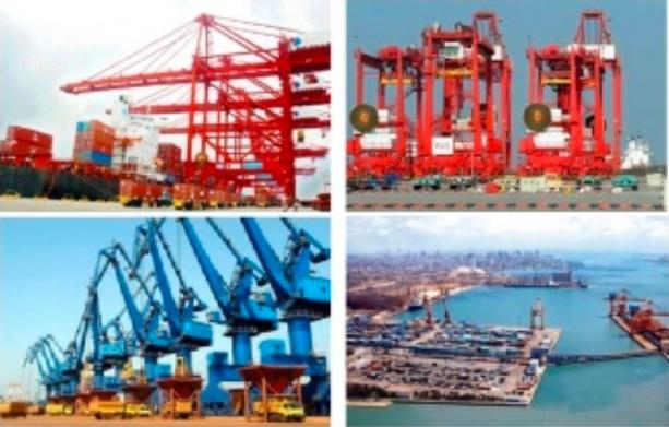 广州深圳双轮驱动大湾区 建世界级港口群