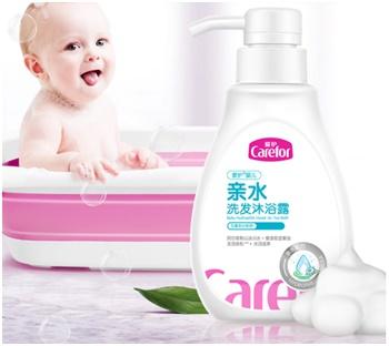 """让宝贝彻底爱上""""洗香香"""",爱护婴儿洗发沐浴露测评"""
